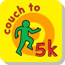 couch to 5 k logo