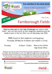 Farnborough Fields - C25K