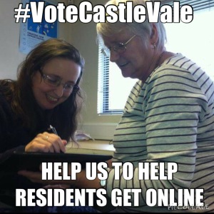 vOTE CASTLE VALE